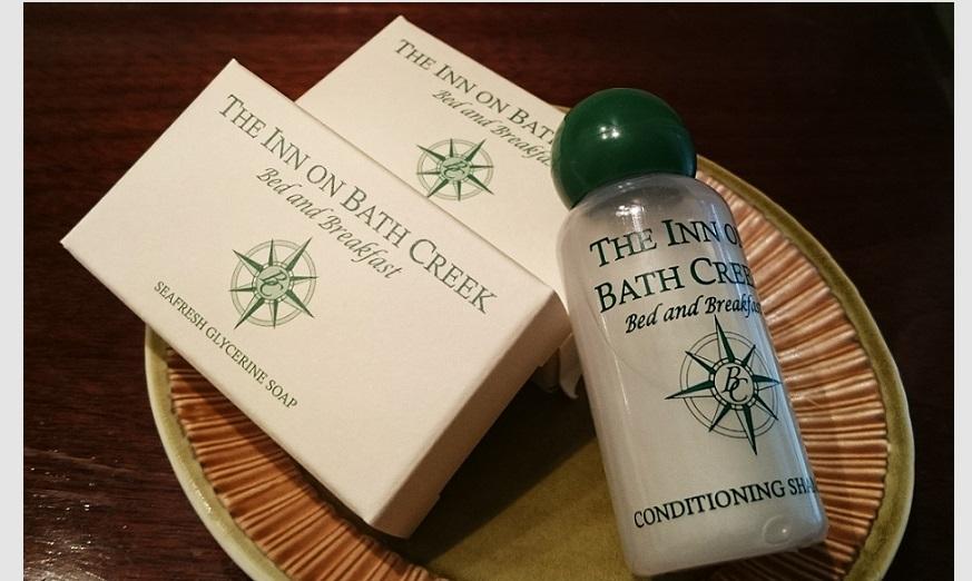 Inn on Bath Creek Complimentary Toiletries