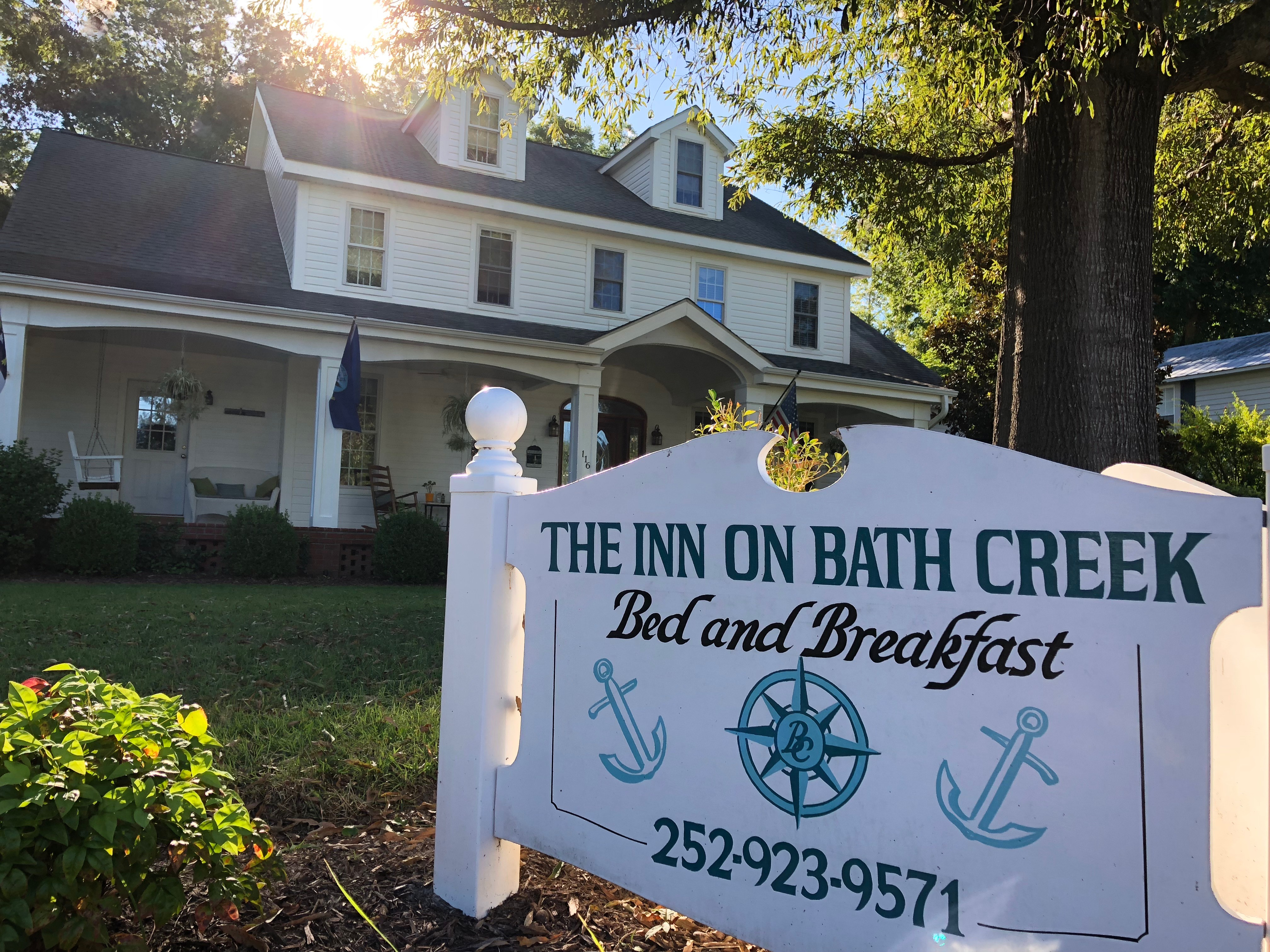 Inn On Bath Creek Luxury Bed And Breakfast Book Your