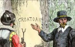 Croatoan Mystery
