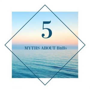 5 myths about bnbs