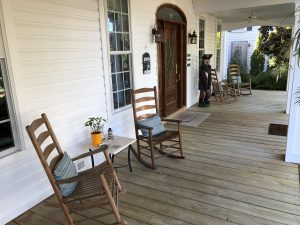 Front Porch Inn on Bath Creek